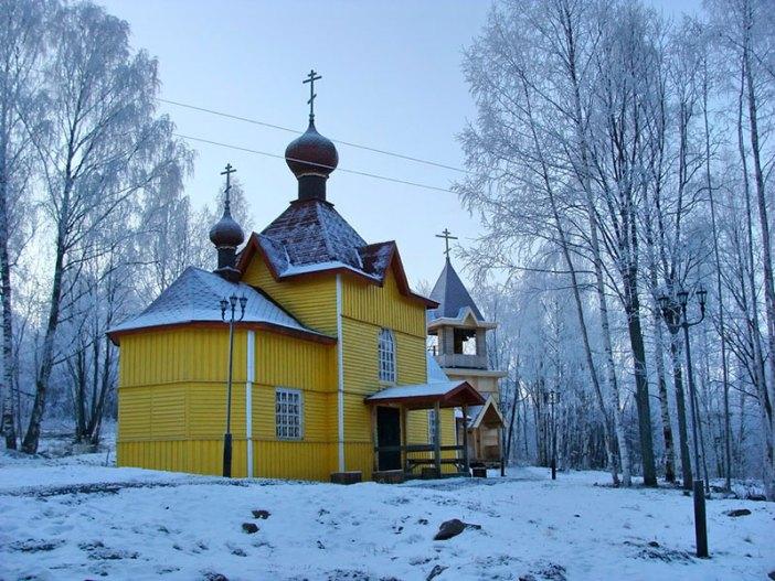 Экскурсии из Петрозаводска на один день: курорт Марциальные воды