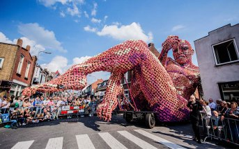 Парад Bloemencorso, Нидерланды — отели, программа, дата