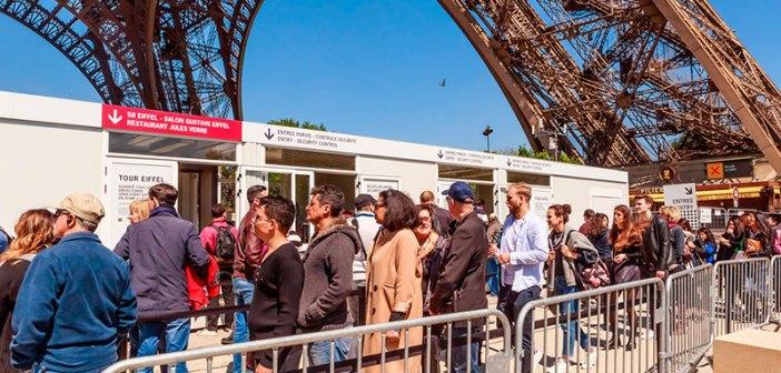 Эйфелева башня: где находится и как добраться на метро