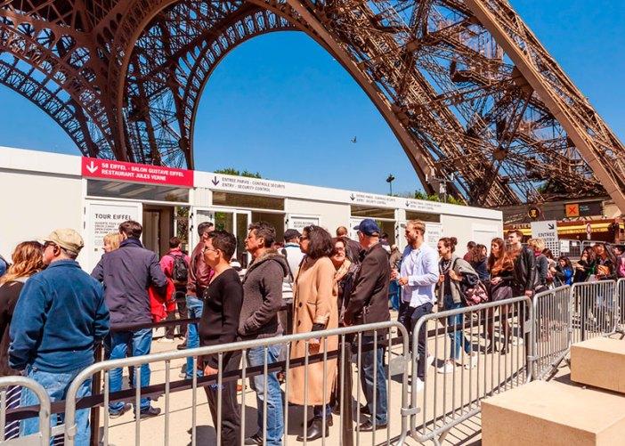Эйфелева башня, Париж: как попасть, стоимость билетов