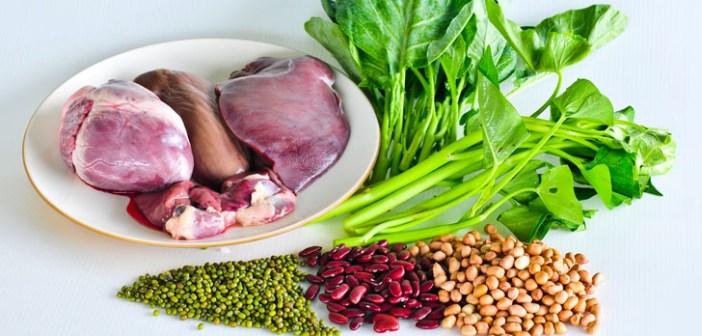 Топ-7 продуктов для борьбы с анемией