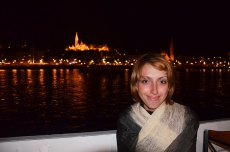 Экскурсия на теплоходе по Дунаю и ночной Будапешт