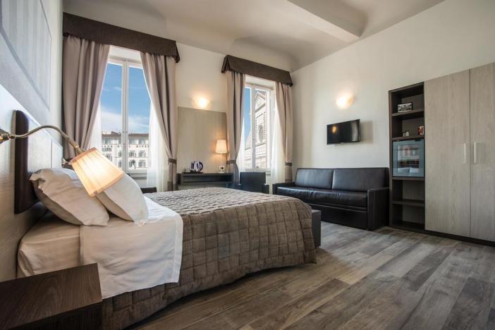 Отели Флоренции: B&B Dimore le Leopoldine