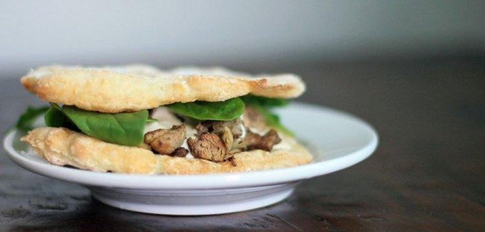 Иерусалимская смесь — уличное блюдо Израиля