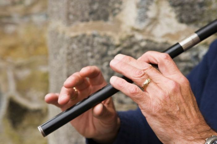 Вистл — ирландская флейта