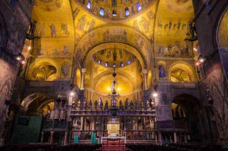Собор Сан-Марко, Венеция (ФОТО)