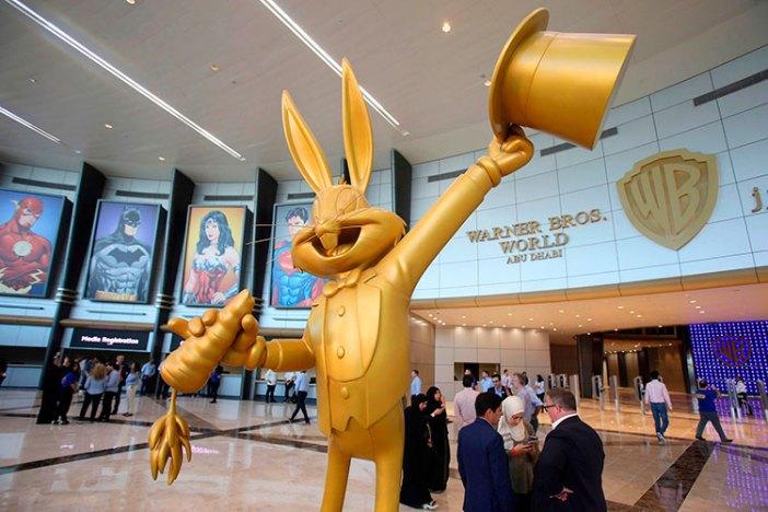 Чем заняться в Дубае с детьми: Warner Bros. World