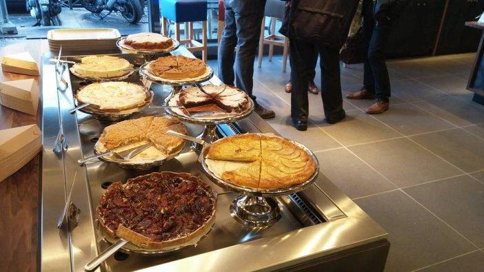 Фастфуды и рестораны Антверпена: EXKi