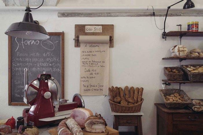 Где перекусить во Флоренции: S.forno