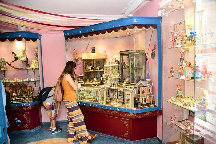 Куда сходить с ребенком в Стамбуле: Музей Игрушек