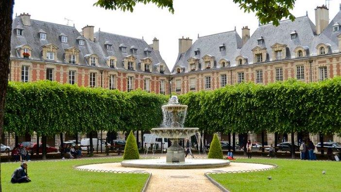 Площадь Вогезов (Маре, Париж)