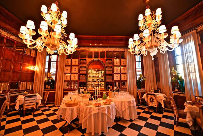 Рестораны в Вероне: Giovanni Rana Tre Corone