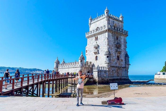 Что посмотреть в Лиссабоне: башня Белен
