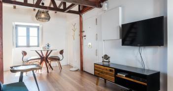 Апартаменты в Алфаме: Le Flat Alfama