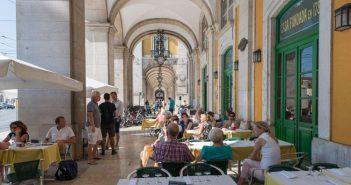 Рестораны Лиссабона: где поесть вкусно и недорого