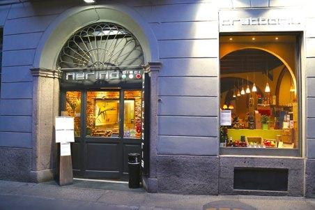 Nerino Dieci Trattoria (Милан, Италия)