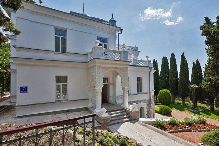 Санатории Крыма: Меллас в п. Санаторное