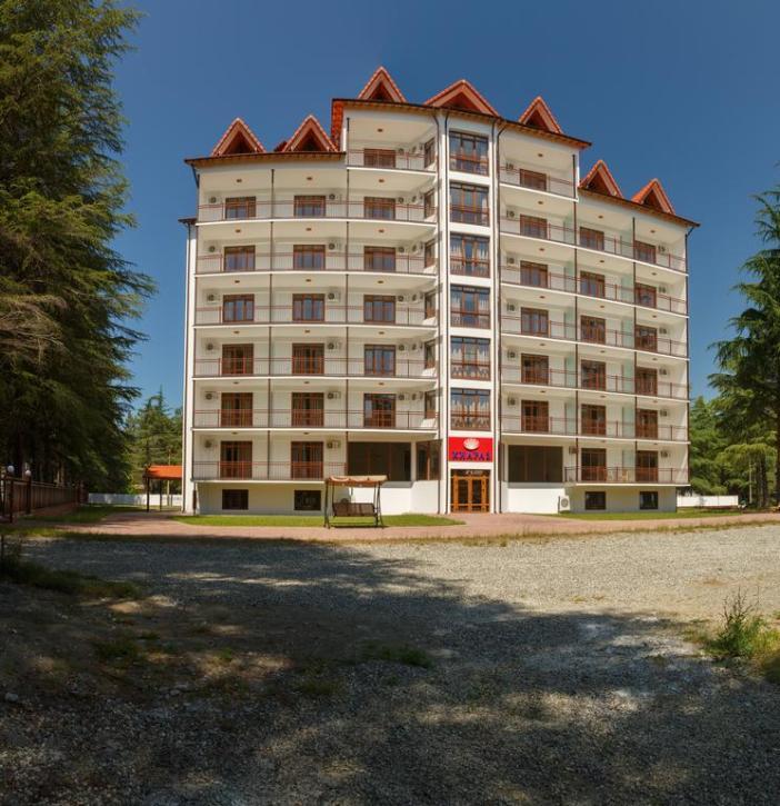 Киараз Арена, Пицунда, Абхазия