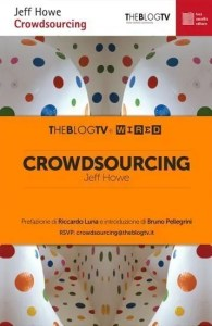Crowdsourcing di Jeff Howe