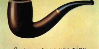 Rene Magritte Ceci NEst Pas Une Pipe Ou La Trahison DesImages1929