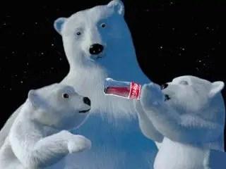 Gli orsi polari di coca cola funzionano il brand content pure