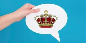 Quando il re si nasconde, perde il proprio viral