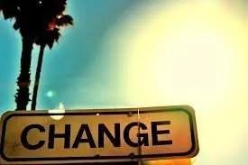 Il cambiamento esiste da sempre