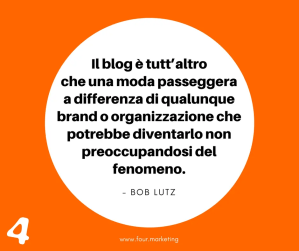 FOUR.MARKETING - BOB LUTZ