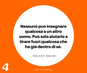 FOUR.MARKETING - GALILEO GALILEI
