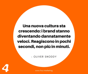 FOUR.MARKETING - OLIVER SNODDY