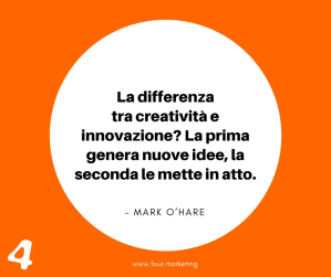 FOUR.MARKETING - MARK O'HARE