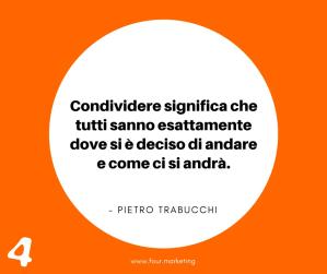 FOUR.MARKETING - PIETRO TRABUCCHI