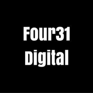 Four31 Digital logo