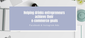 Helping drinks entrepreneurs achieve their website goals