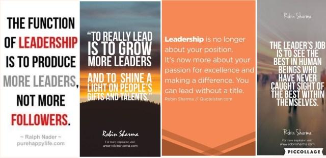 Collage Leadership