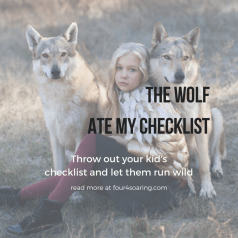 The Wolf Ate My Checklist (1)