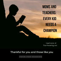 New every kid needs a champion