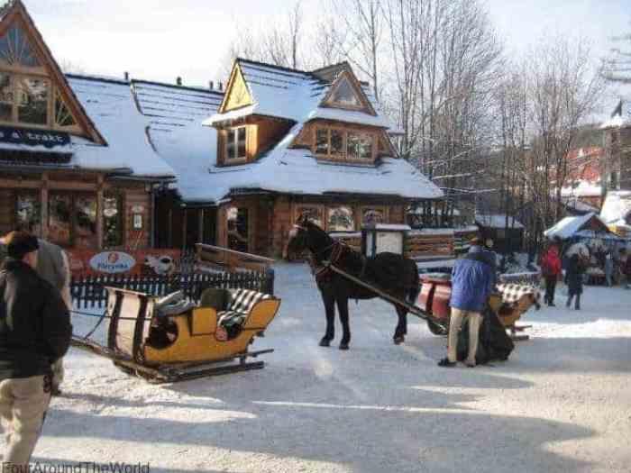 things to do in Zakopane with kids
