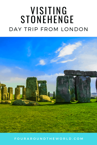 Visiting Stonehenge from London - day trip from london