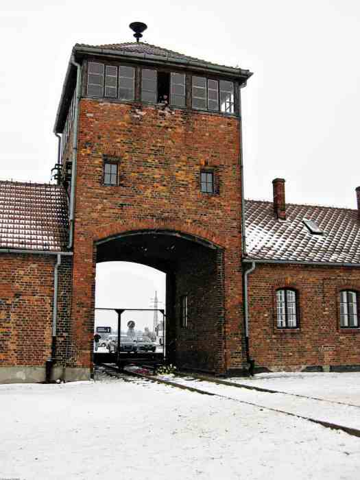 Birkenau and Auschwitz tour