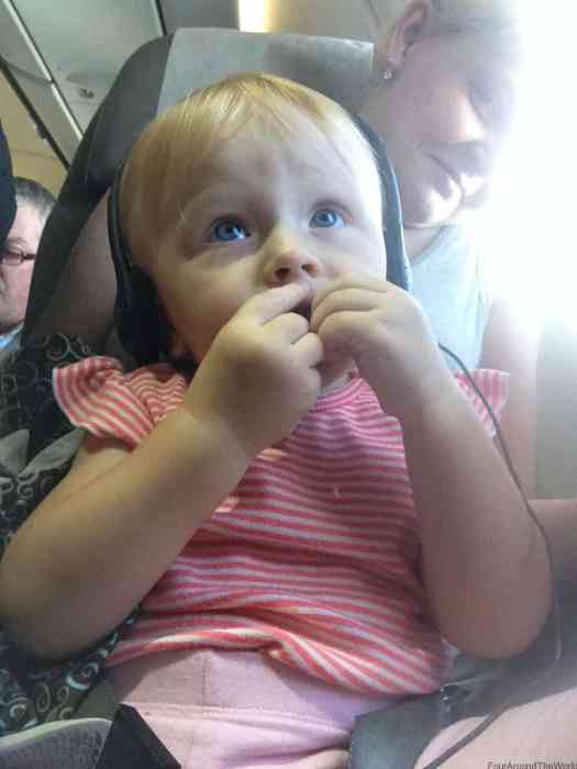 Flying with a toddler singapore airlines