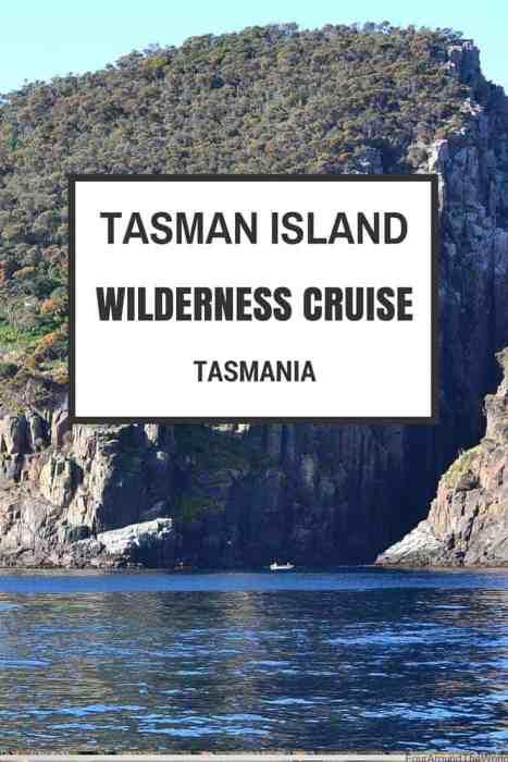 Tasman Island Cruises Tasmania