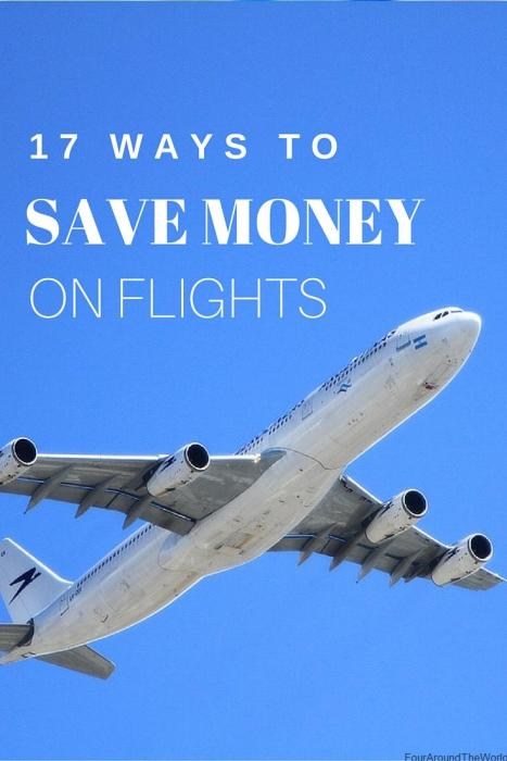 17 ways to save money on flights - cut the cost of your airfares