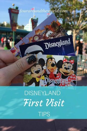 Disneyland first time tips
