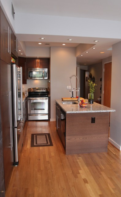 Small Kitchen Design  Remodel Washington DC NW  Four