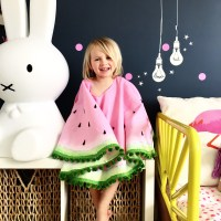 DIY TIME - Super Easy Watermelon Costume