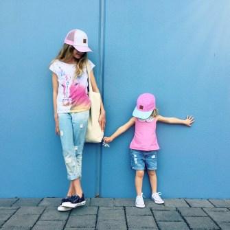 Goose and Moose Hats - kids summer essentials