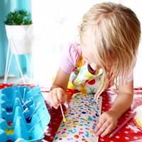 Process Art for Toddlers - Painting
