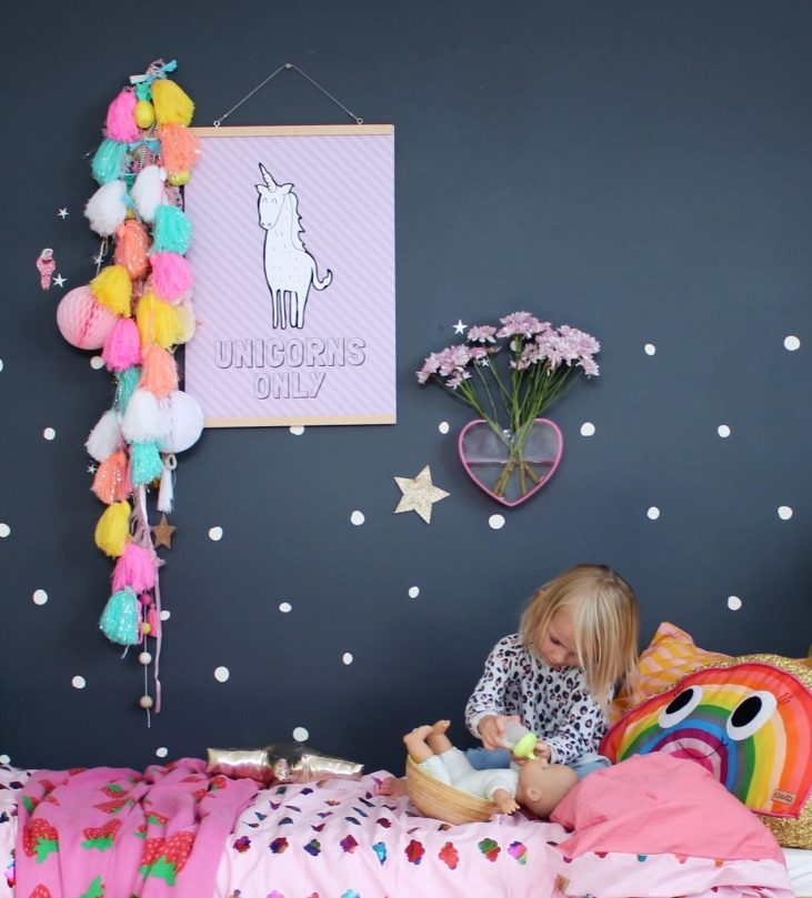 Kids bedroom ideas - cool toddler rooms  More pics on the blog