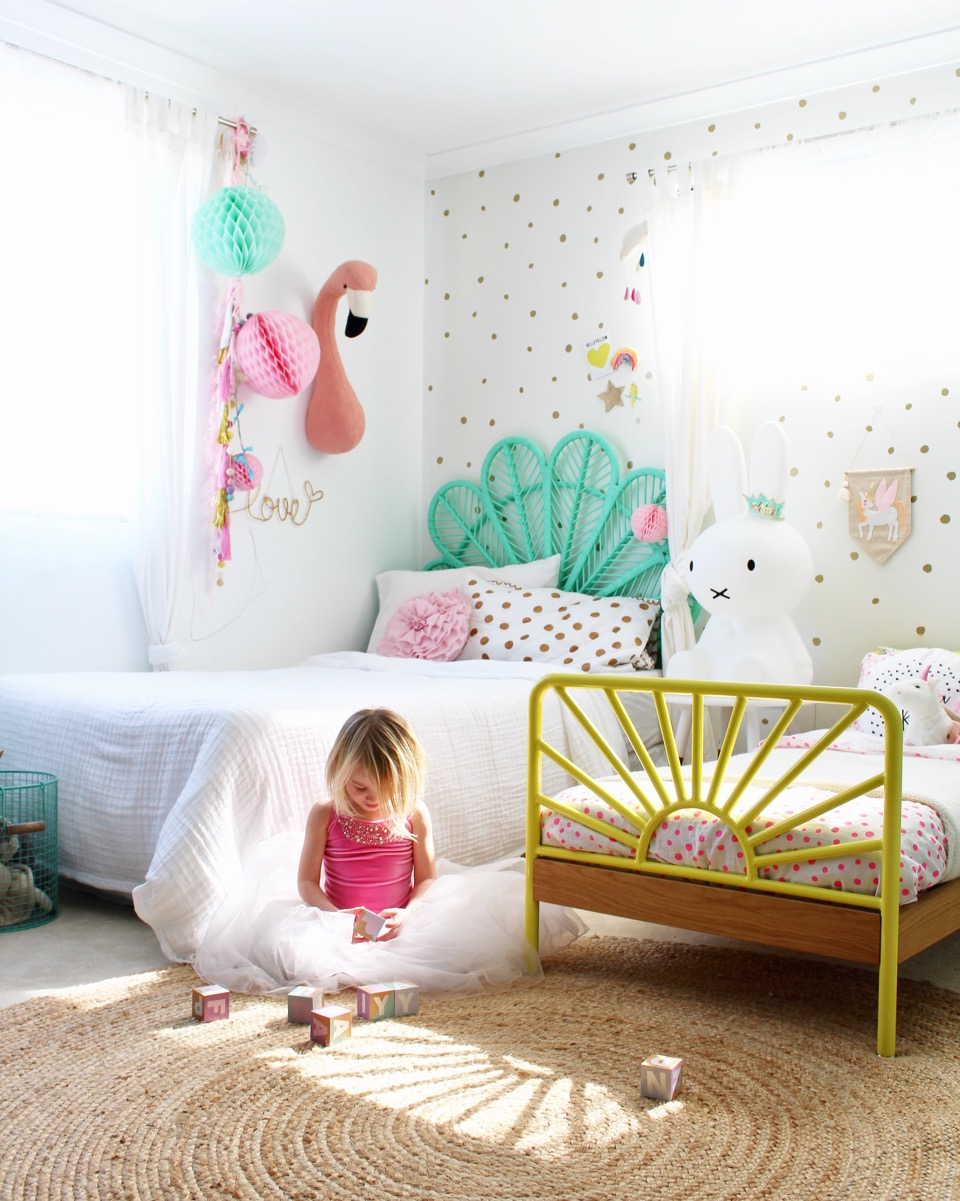 girls bedroom ideas  my girls shared bedroom tour